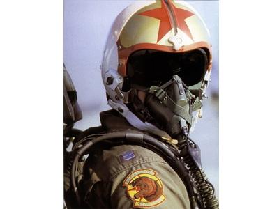 Agressor Pilot