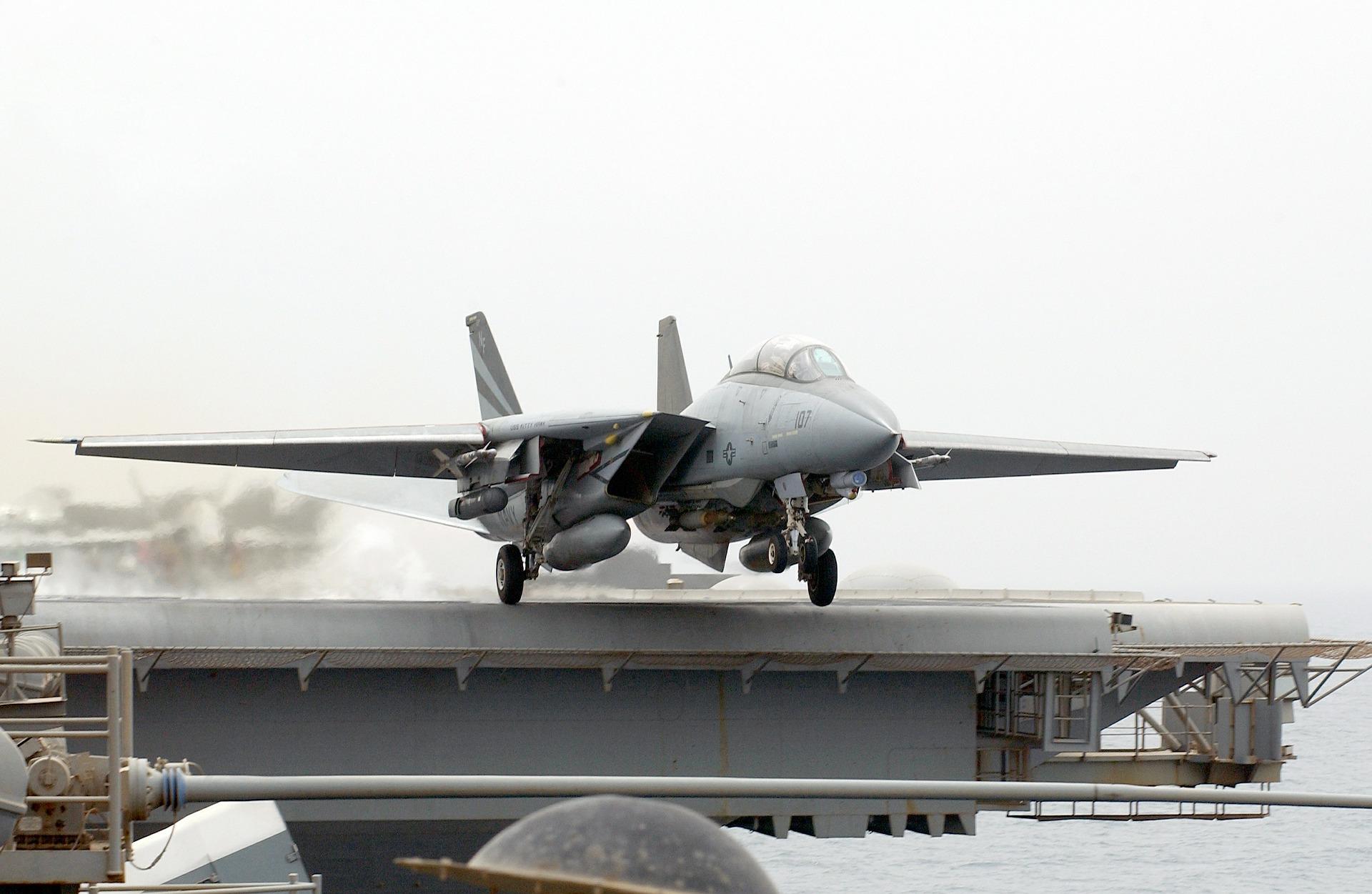 F-14 Katapultstart